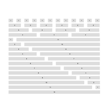 CSS frameworks grid systems