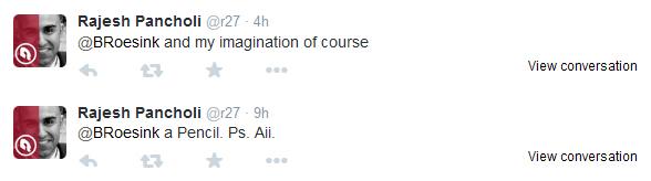Rajesh Pancholi tweet