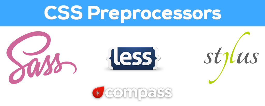 best css preprocessors
