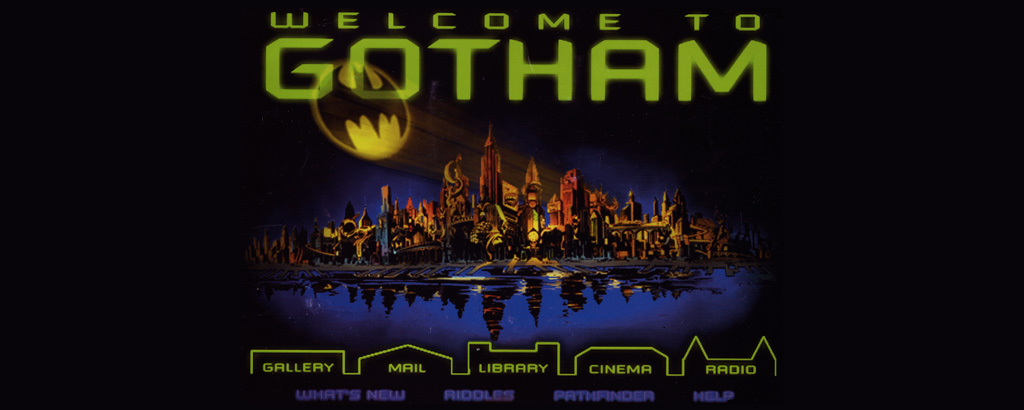 Welcome to gotham